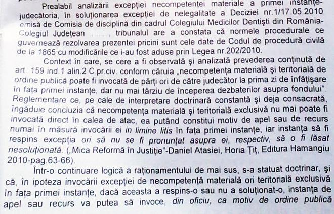 Decizia nr. 705/2014, recurs, Tribunalul Timiș, Secţia civilă: